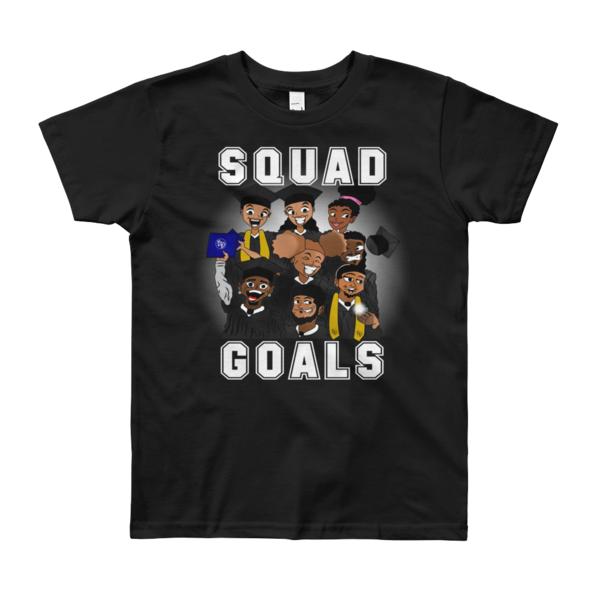 Squad Goals Graduation - Kidz T-Shirt