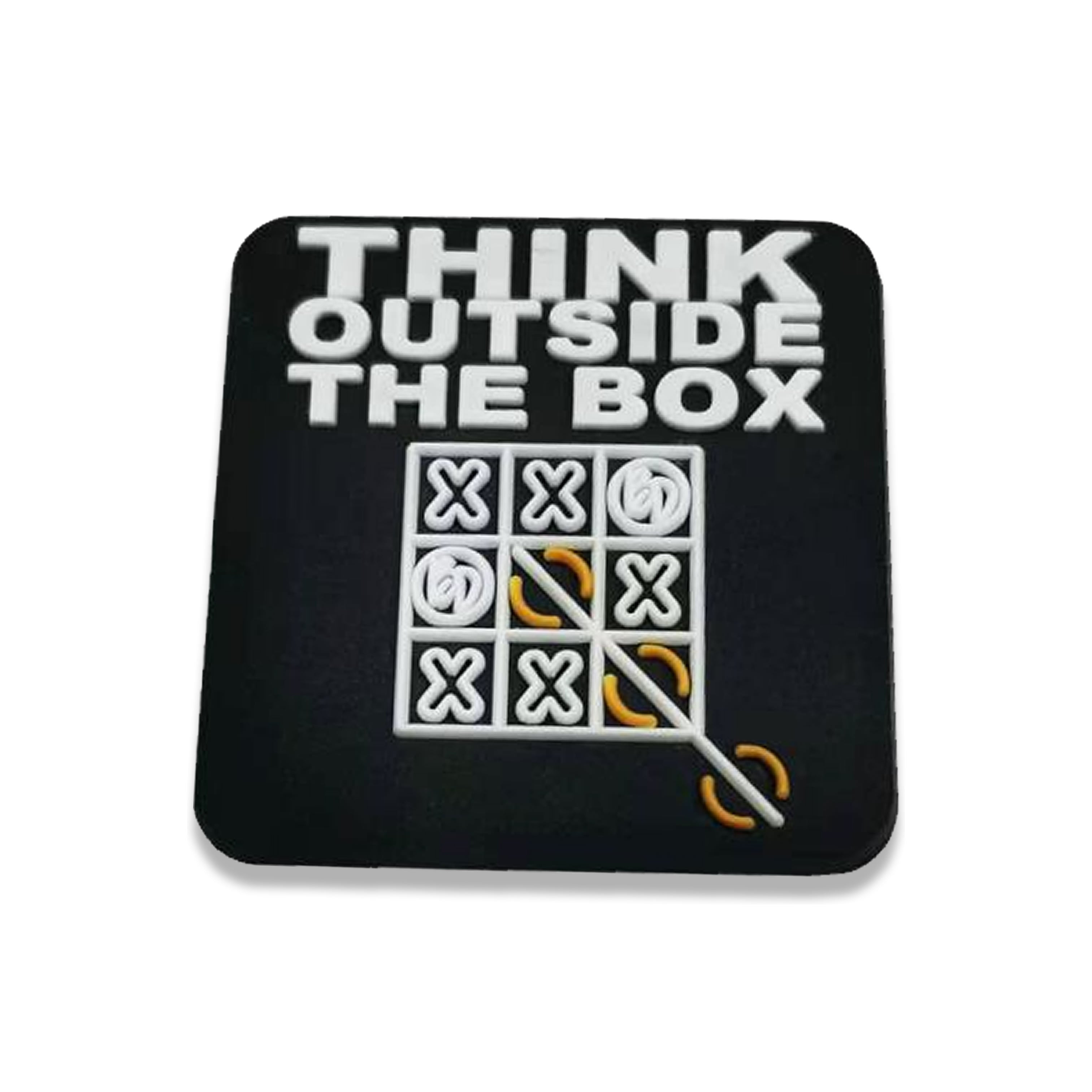 Think Outside The Box Croc Charms