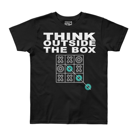 Think Outside the Box - Kidz T-Shirt
