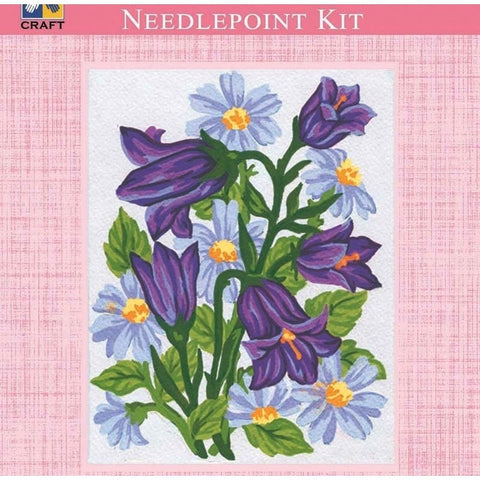 Needlepoint Kit - Bouquet - Hands Craft Store