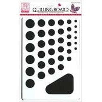 Quilling Circle Template Board - Hands Craft Store