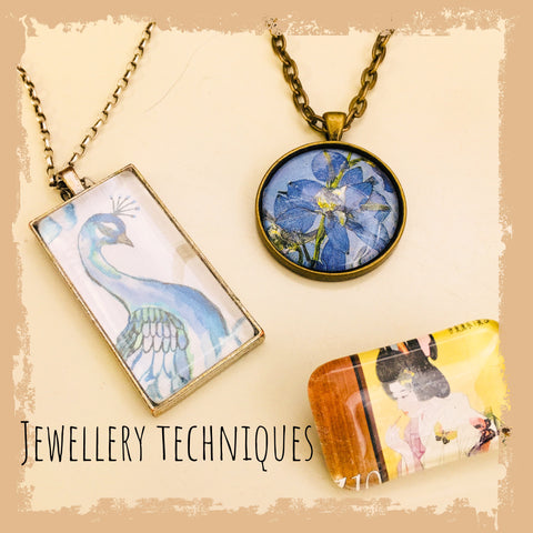 23. Jewellery ~ Pendant Jewellery - Hands Craft Store