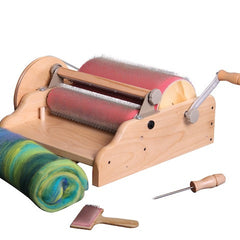 Ashford Drum Carder - Fine 72 PPSI 30cm / Special 15% off - Hands Craft Store