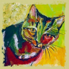 5. Art Class ~ Mixed Media ~ Animal Portrait - Hands Craft Store