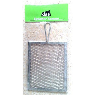DAS Rectangular Spatter Screen - Hands Craft Store