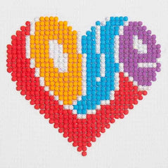 Diamond Dotz ~ Love - Hands Craft Store