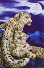 Diamond Dotz ~ Snow Leopards - Hands Craft Store