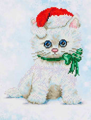 Diamond Dotz ~ Chrissy Kitty - Hands Craft Store