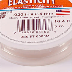 Elasticity Stretch Cord - Hands Craft Store