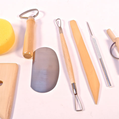 Pottery Tool Set - Hands Craft Store