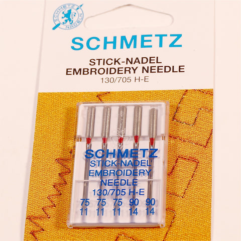 Schmetz Sewing Machine Needles - Hands Craft Store