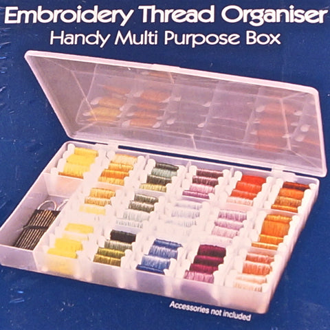 Embroidery Thread Organiser - Hands Craft Store