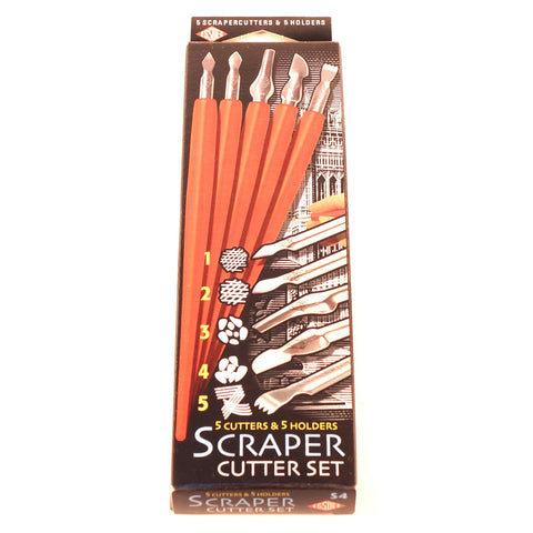 Scraper Cutter Set - Hands Craft Store