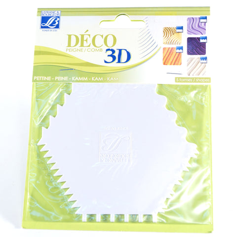 Deco 3D Paint Texture Tool - Hands Craft Store