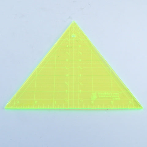 Matilda's Own Triangle Ruler - Hands Craft Store