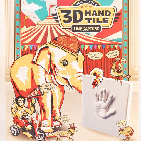 3D Hand Tile Kit - Hands Craft Store