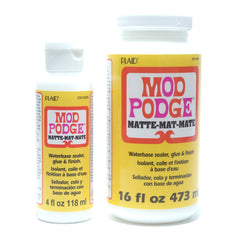 Mod Podge Matt - Hands Craft Store