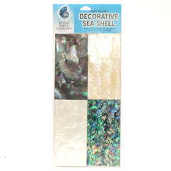 Decorative Sea Shell Laminate - Natural Mix - Hands Craft Store