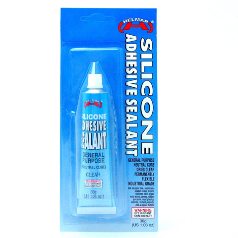 Glue Helmar Silicone Adhesive Sealant - Hands Craft Store