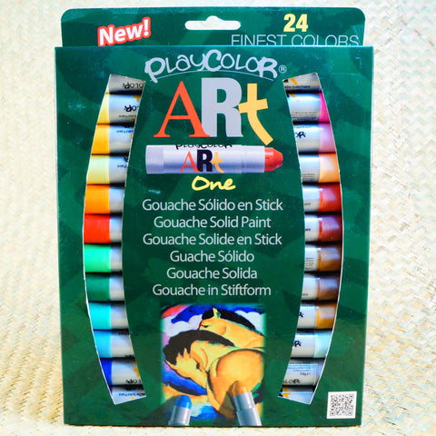 Playcolor Art Gouache Sticks - Hands Craft Store