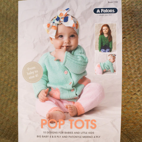 Paton's Pop Tots - Hands Craft Store
