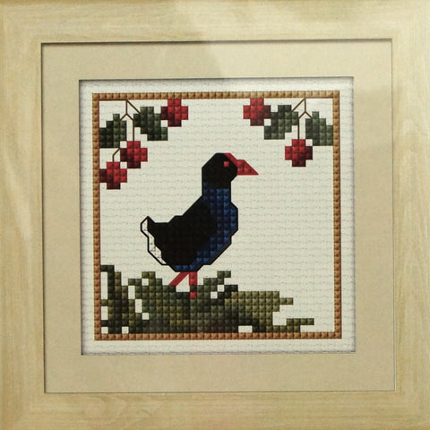 New Zealand Birds - Pukeko the Swamphen - Hands Craft Store