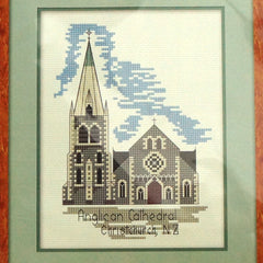 Anglican Cathedral Cross Stitch Kit - Hands Craft Store