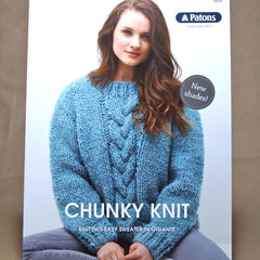 Paton's Chunky Knit Sweater - Hands Craft Store