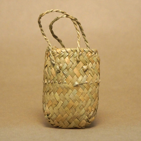 Flax Kete Bag - Super Mini - Hands Craft Store