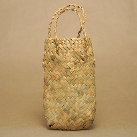 Flax Kete Bag - Mini Long - Hands Craft Store