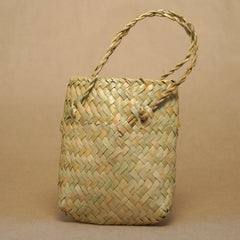Flax Kete Bag - Mini - Hands Craft Store