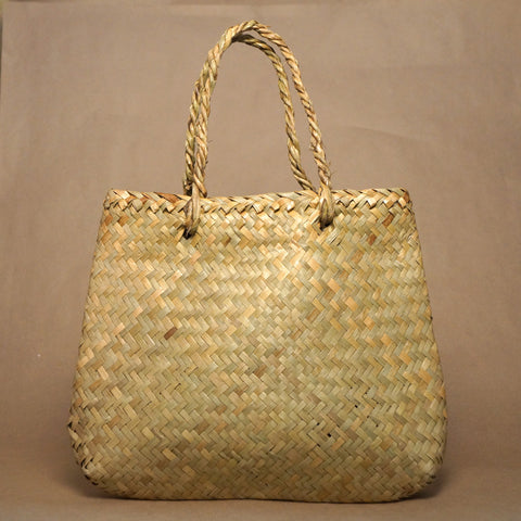 Flax Kete Bag - Small - Hands Craft Store