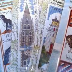Cross Stitch Bookmarks - 20 Different Designs - Hands Craft Store
