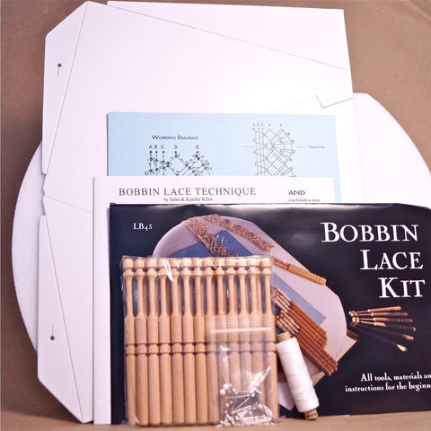Lace Bobbin Kit - Hands Craft Store