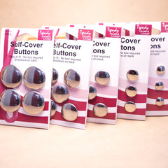Self-Cover Buttons - Hands Craft Store