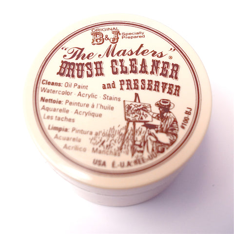The Masters Brush Cleaner & Preserver - Hands Craft Store
