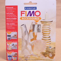 Staedtler Fimo Accessories - Gold Leaf Sheets - Hands Craft Store