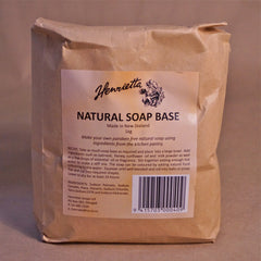 Soap Base Henrietta's Natural - Hands Craft Store Christchurch