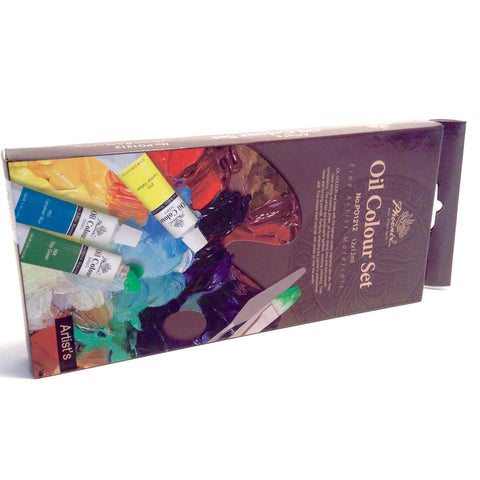 Phoenix Oil Colour Set - Hands Craft Store