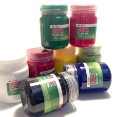 FAS Fastex Textile Ink 250ml - Hands Craft Store