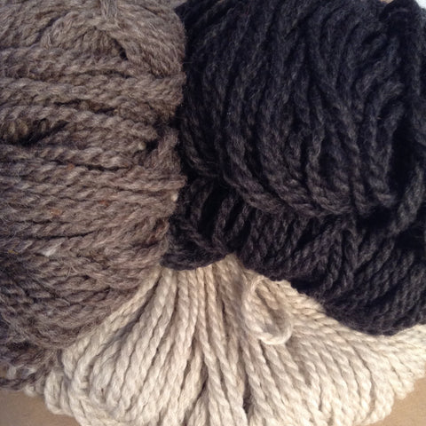 Natural Hank 14 ply Chunky 200g - Hands Craft Store