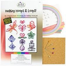 Quilling Husking Hoops & Loops Kit - Hands Craft Store