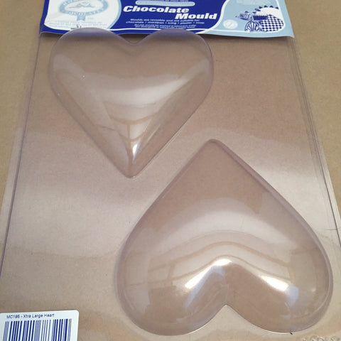 Heart Mould Xtra Large - Hands Craft Store