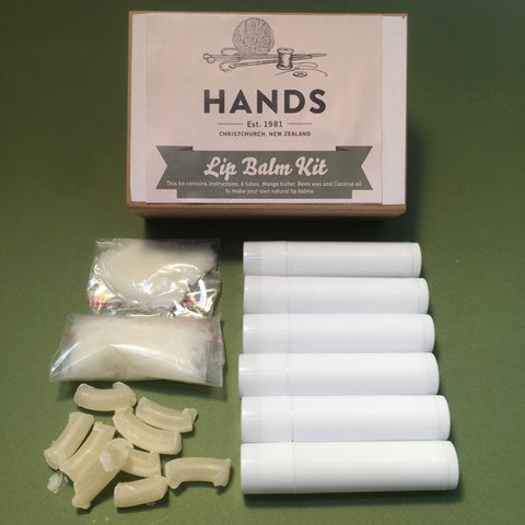 Lip Balm Kit - Hands Craft Store
