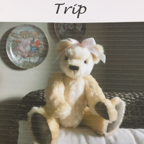 Bear Patterns - Trip - Hands Craft Store