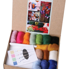 Ashford Needle Felting Starter Kit - Hands Craft Store