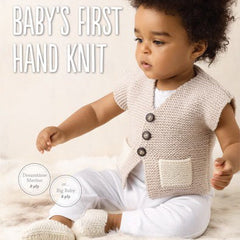 Patons Baby's First Hand Knit - Hands Craft Store