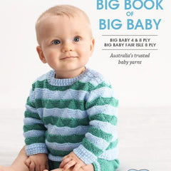 Patons Big Book of Big Baby - Hands Craft Store