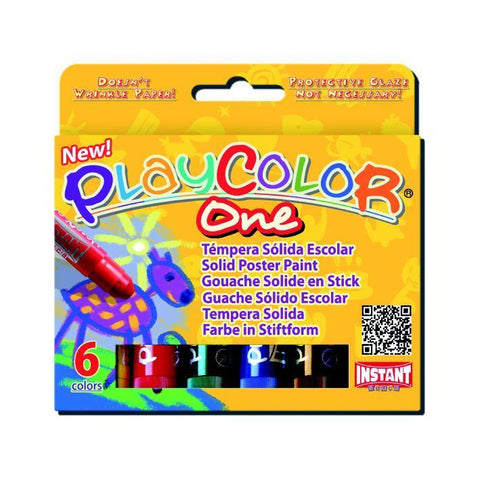 Playcolor One Tempera - Hands Craft Store