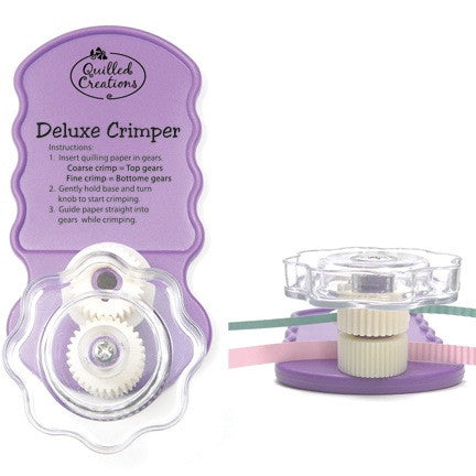 Quilling Deluxe Crimper - Hands Craft Store